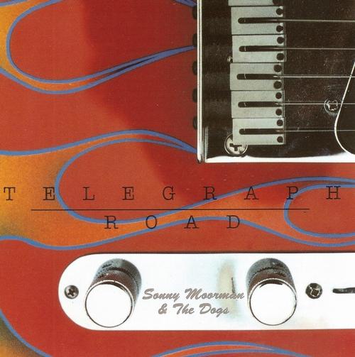 (Blues-Rock)[CD] Sonny Moorman - Коллекция (5 Альбомов) - 1996-2014, FLAC (image+.cue), lossless