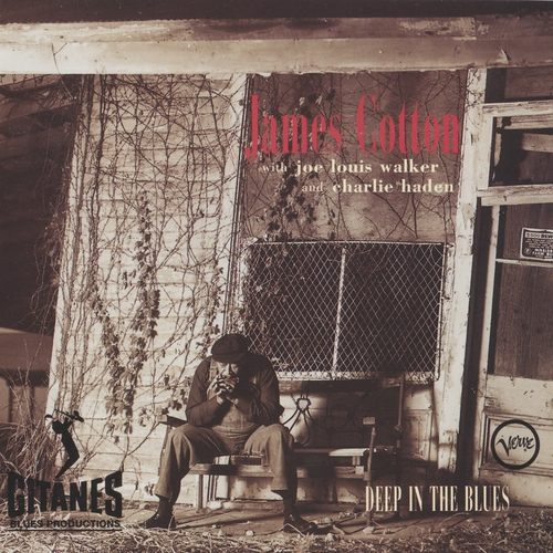 (Blues) [CD] James Cotton - Deep In The Blues (314 529 849-2 PolyGram, USA) - 1996, FLAC (image+.cue) lossless