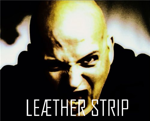 Leaether Strip (Leæther Strip) - Discography 1989-2017 MP3 320kbps CBR and FLAC Lossless Download Free