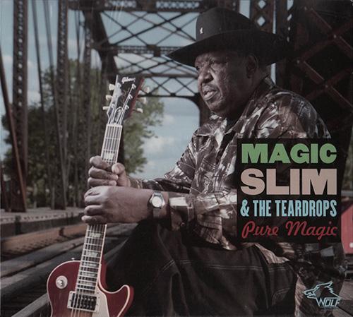 (Blues) [CD] Magic Slim & The Teardrops - Pure Magic (2014, Wolf Records, Austria, 120.830 CD) - 2014, FLAC (image+.cue), lossless